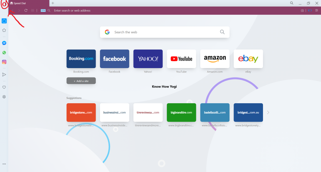 How To Enable VPN in Opera Web Browser - KnowHowYogi